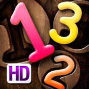 Meine ersten puzzles : die Zahlen HD