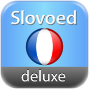 French explanatory Slovoed Deluxe talking dicti...
