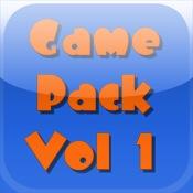 Game Pack Vol 1 - Sudoku, Wordfind & PictureFlip