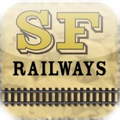 SF Railway Maps for iPhone and iPod Touch
