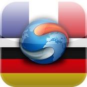 Deutsch-Französisch Übersetzungs-Wörterbuch von Ultralingua