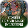 Anteprima: Storie Di Draghi, Maghi e Guerrieri