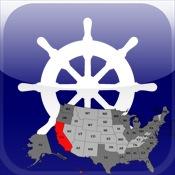 Charts&Tides (California)