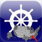 Charts&Tides (AL,FL)