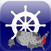 Charts&Tides (NC,VA,MD)