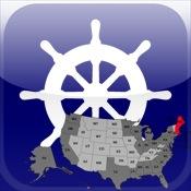 Charts&Tides (RI,MA,NH,ME)