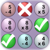 MathTables (dynamic multiplication, division, addition and subtraction tables)