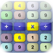 FlowMath (multiplication, division, addition, and subtraction math builder)