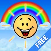 Rainbow Ruffle Free