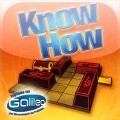 Galileo Know How - Spielend um die Ecke denken!