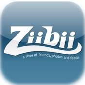 Ziibii (Facebook, Flickr, YouTube, Twitter, RSS News ticker)