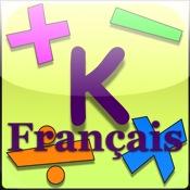 Kids Math Fun~Kindergarten /Français/