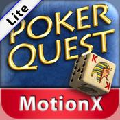MotionX Poker Quest Lite