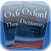 Concise Oxford American Dictionary and Thesaurus