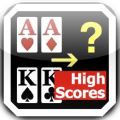 Hold'em Odds Quizzer - World Competition