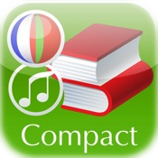 French <-> Portuguese SlovoEd Compact dictionary