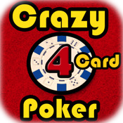 Crazy 4 Card Poker