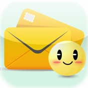 FaceMail emoticon keyboard smiley