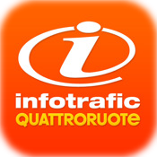Infotrafic Quattroruote - The traffic situation on motorways and ring roads in real time