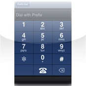 prefix dial