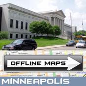 Minneapolis Map Offline