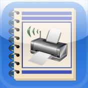 NotePrinter (Formatierte Notizen mit Bildern drucken und emailen)