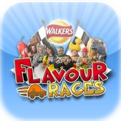 Walkers Flavour Races