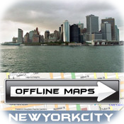 New York City ( NYC ) Map Offline