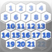 六角パズル
