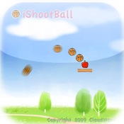 iShootBall: Touch Basketball and Hunt Apples In Natural