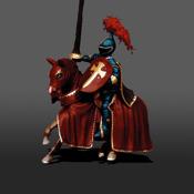 Reiner Knizia's Knights of Charlemagne