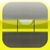 iwasserwaage wasserwaage f r das iphone app f r iphone. Black Bedroom Furniture Sets. Home Design Ideas