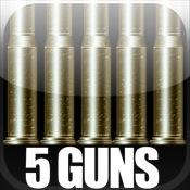 5 Guns Free