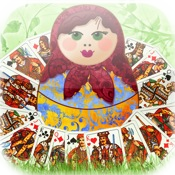 Russian Cell Solitaire