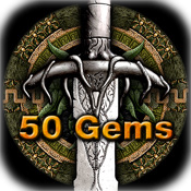 Dungeon Quest Live! 50 Gems