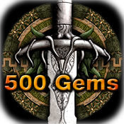 Dungeon Quest Live! 500 Gems