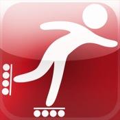 iSkate - GPS skating computer für Inline Skates und Rollschuhe