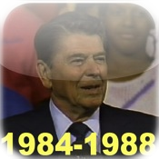 Major Speeches of President Ronald Reagan 1984-1988
