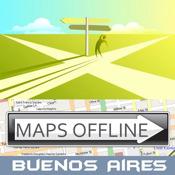 Buenos Aires (Argentina) Map Offline