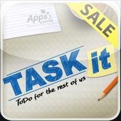 TASKit - ToDo for the rest of us
