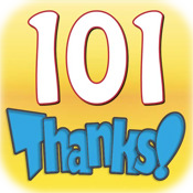101 Reasons To Be Thankful!
