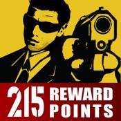 Mafia Wars 215 Reward Points