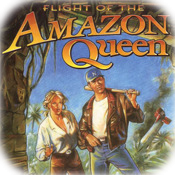 Flight of the Amazon Queen: German Edition