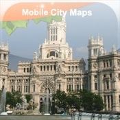 Madrid Street Map
