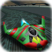 Phaze - futuristic racing action