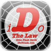 iDoTheLaw Crim Flash Cards