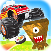 Monster Machines: 1-2 Player Racing Games