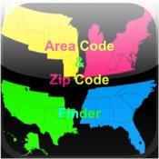 Zip/Area Code Finder