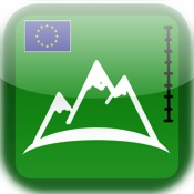 Exact Altimeter for Europe + GPS