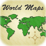 Atlas - Pocket World Maps